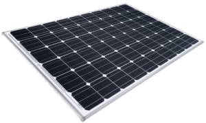 monokristal solar panel